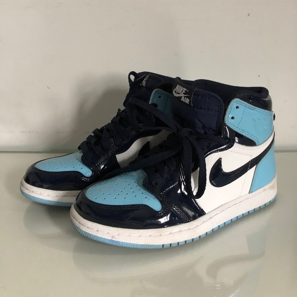 Jordan Shoes Womens Air 1 Retro High Og Blue Chill Poshmark